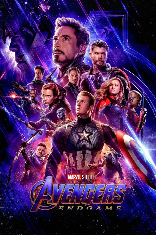 avenger film series end game